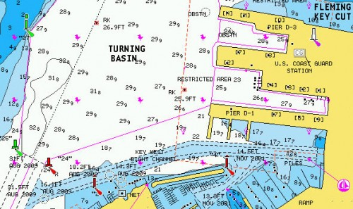 Navionics Charts for Simrad