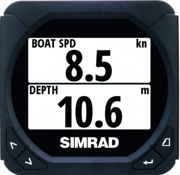 Simrad IS40 Colour Instrument Display