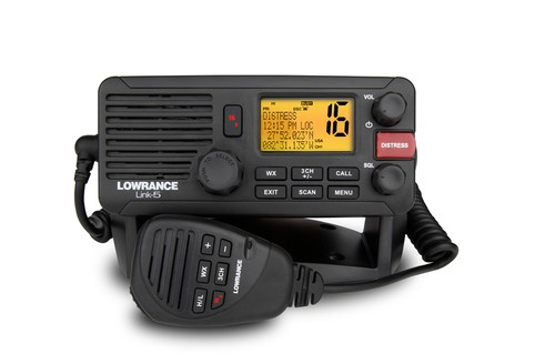 Lowrance Link-5 Fixed VHF
